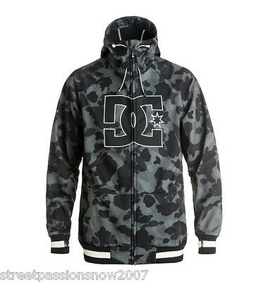 Dc shoes  giacca snowboard Spectrum Camo