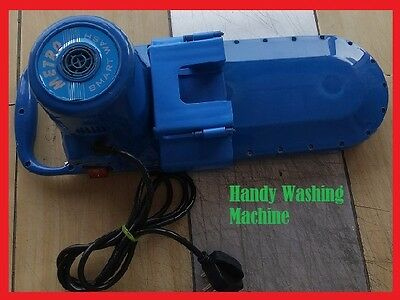 Portable Mini Washing Machine New Compact Model Hot & Cold Water Proof Origin666