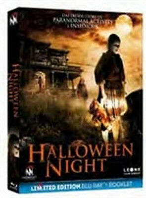 Halloween Night - Limited Edition (Blu-Ray Disc + Booklet)