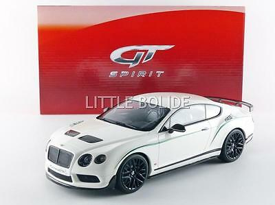 GT SPIRIT 1/18 BENTLEY Continental GT3-R GT121
