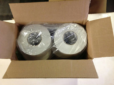 "Zebra Trans Matte 2000 Thermal Labels (3""x1"") - 5180 per roll (6 rolls) 72284"