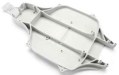 HPI Racing Composite Main Chassis White Blitz 103366