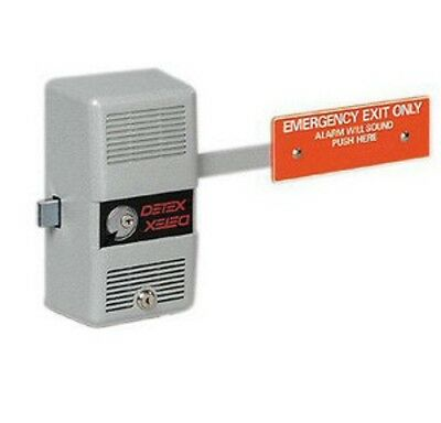 DETEX EXIT CONTROL LOCK ECL-230D With Cylinder Included.