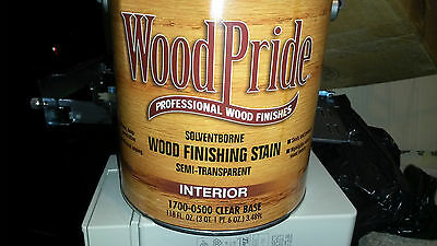 Wood Pride Wood Finishing Stain