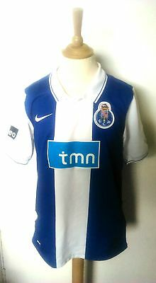 FC Porto 2009-2010 Official Nike Football Shirt (Youths 11-12 Years)