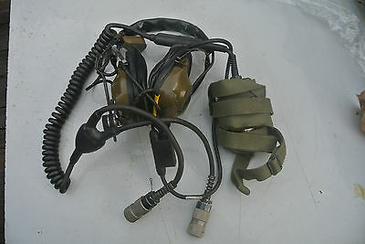 m151 Radio Military Army Radio PRC 25-77 HEADSET H-161/U Rt524/246 R442 Prc660