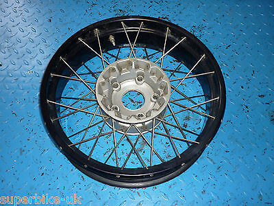 "Bmw R1200Gs Adventure 2010 2011 2012 2013 17"" Rear Wheel"