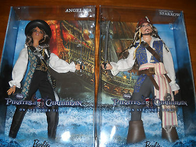 Pirates of the Carribean Barbie & Ken