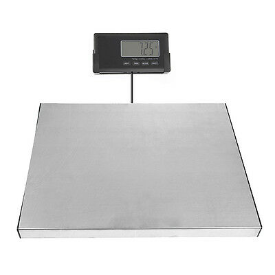 150KG Electronic Digital Scale Commercial Platform Postal Weight Business Scales
