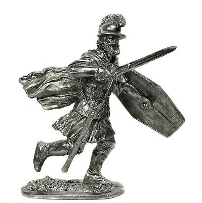Tin Toy SOLDIER 54mm GAUL Warlord CELTIC Gauls CELTS Chief 1/32 Metal Tin Figure
