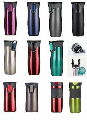 Contigo Thermobecher Trinkflasche West Loop Byron Pinnacle Swish Cortland