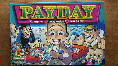 Payday Game by Waddingtons 2000