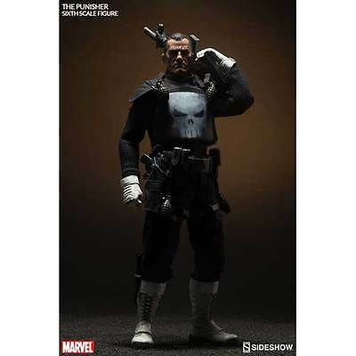 The Punisher - 1:6 Scale Action Figure NEW Sideshow Collectibles