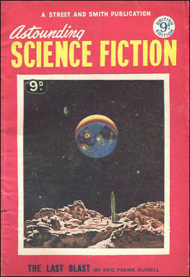 Astounding Science Fiction Vol IX No 4 April 1953 by Isaac Asimov; Gene L Hender