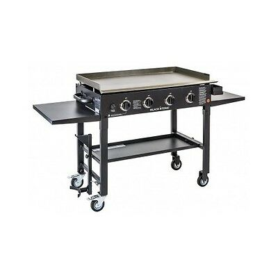 Black stone Steel Griddle 36 in out door cooking station tailgate gas Stainless