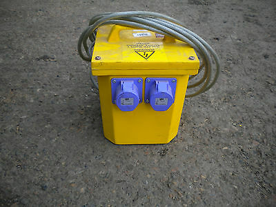 Trojan 24 volt site transformer.......240v to 24v.... 50amp site  transformer