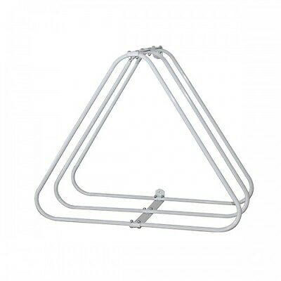 Hair Dressing beauty Salon Nail Tattoo Towel Rack Holder Cl-D5109 In white Metal