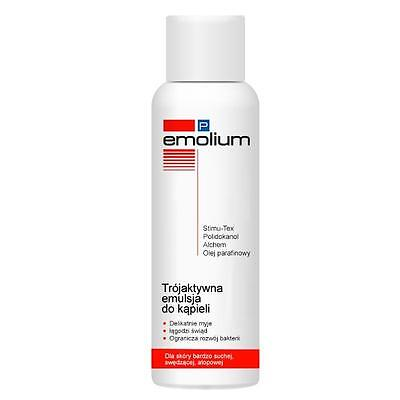 Emolium P Emulsion trójaktywna bath - 200 ml