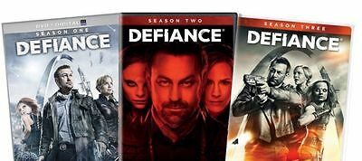 DEFIANCE:   Complete Series  Seasons 1-3