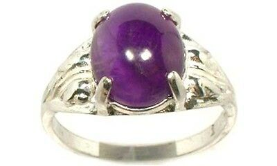 18thC Antique 3¼ct+ Scotland Amethyst Ancient Egypt Gem Pharaoh Senusret 1900BC