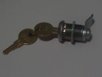 "3/4"" Drawer Cabinet Glass ShowCase Lock Cam Keyed Alike"