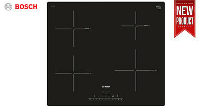 Bosch PUE611FB1E Bulit-in Induction Kitchen Hob Black Ceramic Brand New!!