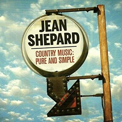 Country Music: Pure & Simple 50 Track Best Of - Jean  (2016, CD NIEUW)2 DISC SET