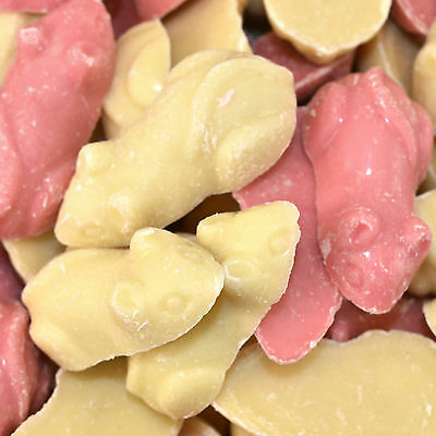 Pink & White Mice Wholesale Pick n Mix RETRO SWEETS & CANDY Wedding Sweets