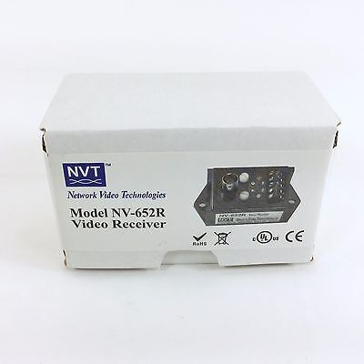 Nvt - Nv-652R Video Receiver