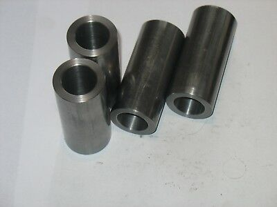 """Stainless Bushings /Spacer/Sleeve 3/4"""" OD X 3/8"""" ID X 2 """" Long 1 Pc"""