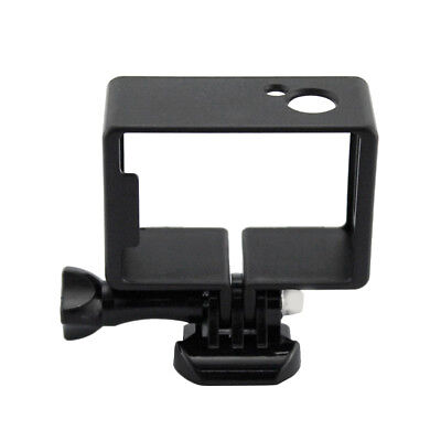 Border Side Frame Housing Case for SJCAM Sj4000 Sport Action Camera Black
