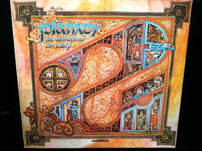 LP PLANXTY the well below the valley CANADA 1979 celtic irish FOLK VINYL VINILO