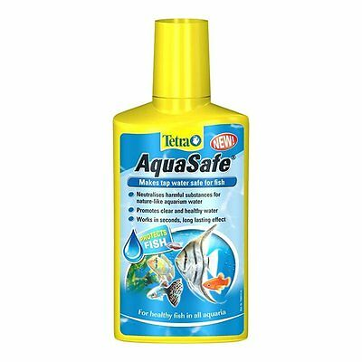Tetra Aqua Safe Water Conditioner, 500 ml