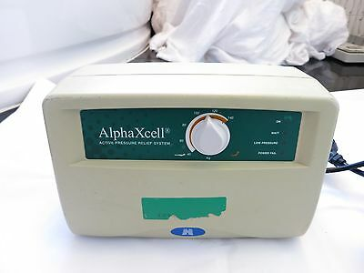 Huntleigh Alphaxcell Active Air Pressure Relief Pump Mobility Patient*used*uk