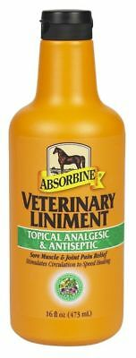 Absorbine Liniment 16oz pour on muscle joint relief