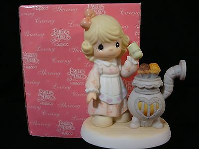 zk Precious Moments-RARE Chapel Exclusive-Limited To 1200!