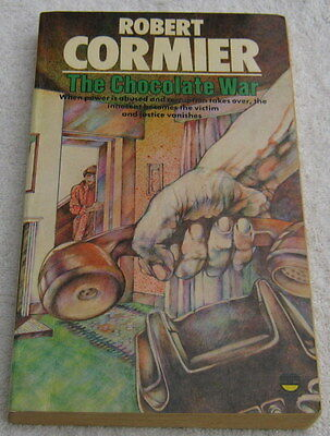 Robert Cormier THE CHOCOLATE WAR 1981 Edition nfc Paperback