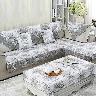 Charm Sofa Slipcovers Pad Couch Lounge Protector Slip Cover Thick Proctect Mat