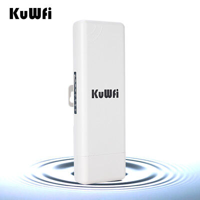 Outdoor Wireless Access Point 2km 150Mbps High Power CPE Router with POE Adapte