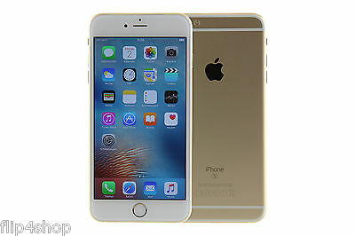Apple iPhone 6S Plus 64GB Gold (Ohne Simlock) - Top Zustand - AKTION