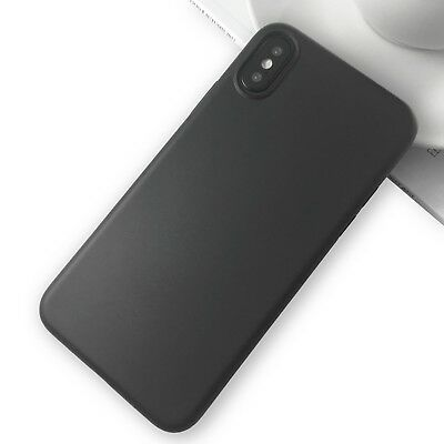 Ultra Thin [0.1mm] iPhone X 8 7 & Plus Case | Slim Matte Protective Hard Cover