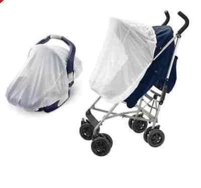 Bnib Sunshine Kids Insect Net  For Strollers And Car Seats,prams,carriers Safety