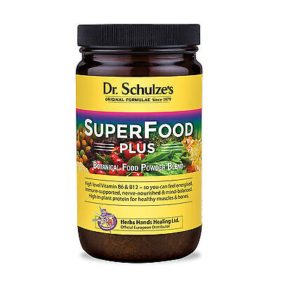 Dr Schulze's Superfood Plus Powder - 400g - Green Drink