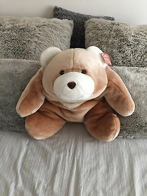 """Large New Brown 20"""" Snuffles Gund #4607 with tag"""