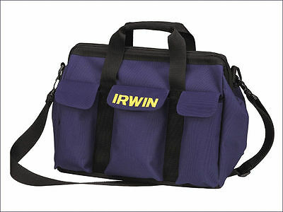 Irwin IRW10503820 Soft Side Pro Tool Organiser Bag Extra Wide Opening