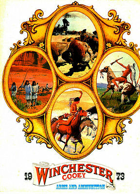 Winchester Cooey 1973 Catalogue