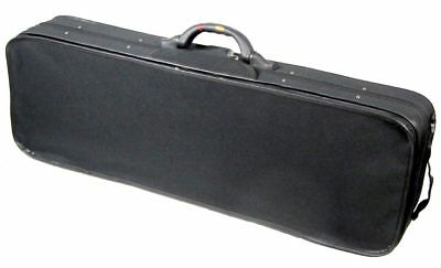 Valentino Oblong VIOLIN CASE 4/4 Full size. Pocket, 2 bow spaces. From Hobgoblin