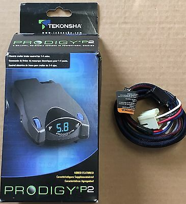 Prodigy P2 Brake Controller 90885 3023 Fits Dodge 13-14 Ram 1500//2500//3500