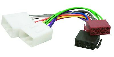 Wiring Harness Adapter For Ford Ef/el To Iso Plug    (App051)