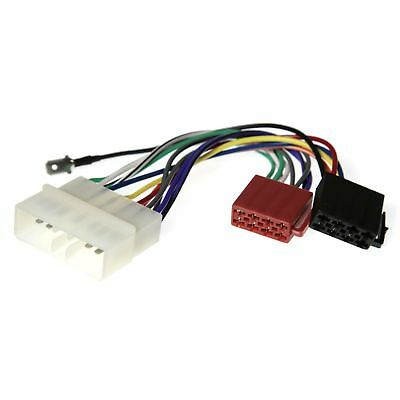 Wiring Harness Adapter For Chrysler/jeep To Iso Plug    (App020)